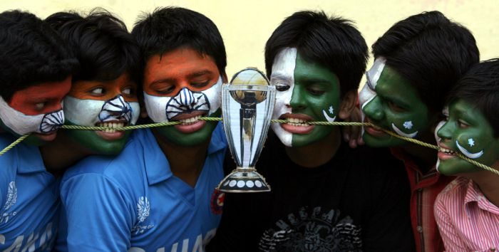 Crazy Cricket Fans