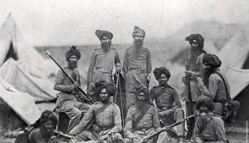 Heroic Last Stands Saragarhi