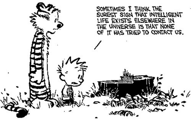 19 Things Calvin And Hobbes Got Bang-On About Life