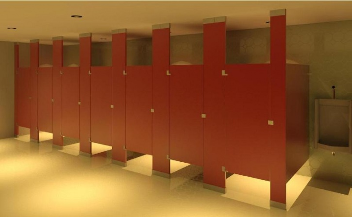 Ever Wondered Why Toilet Stall Doors Dont Go All The Way Down To The Floor  Indiatimescom