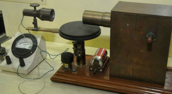 Bose invented the crystal radio detector, waveguide, horn antenna, and other apparatus used with microwave frequencies