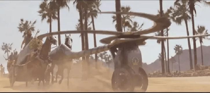Image result for rana daggubati chariot