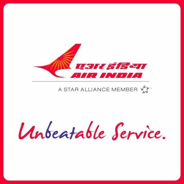 Air India advert trolling Indigo