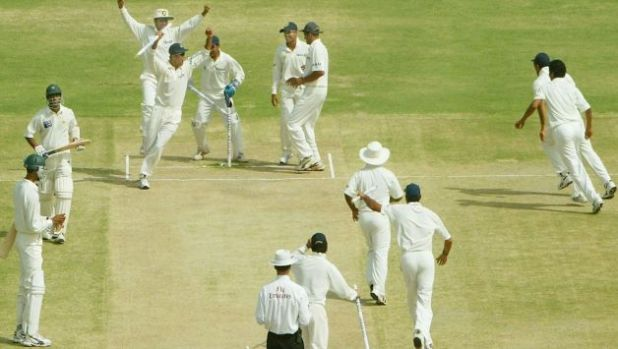 India won by an innings and 131 runs