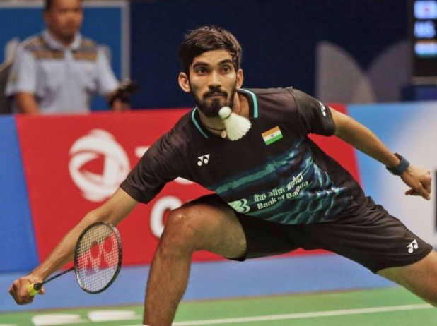 Kidambi Srikanth is the new World No. 1