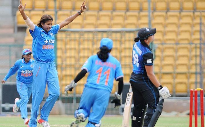 Jhulan Goswami Remembers Each Of Her 200 ODI Wickets