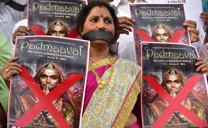 Karni Sena On Padmaavat Protests