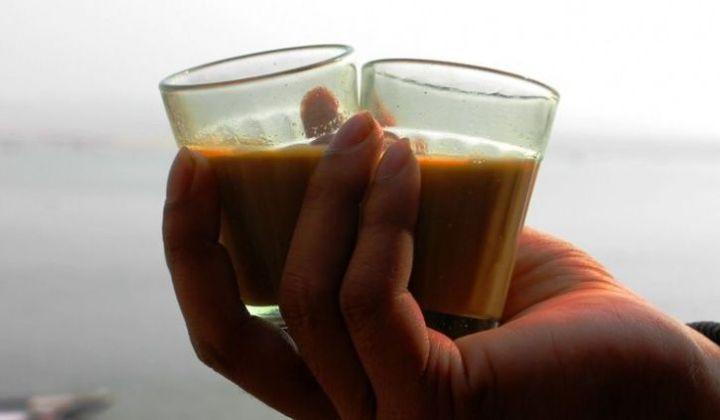 tea and snacks UK goverment