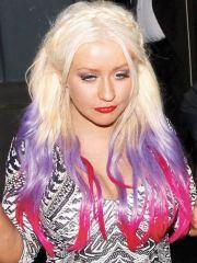 bold hair colour flaunt