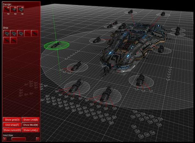 Fleet Editor image  Deep Space Settlement  Indie DB