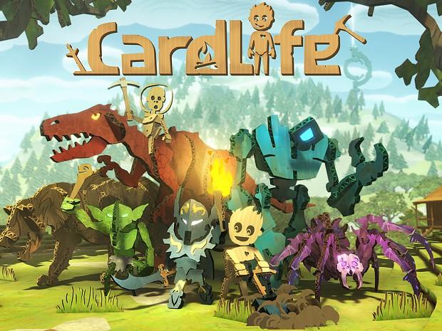 CardLife Now on Steam
