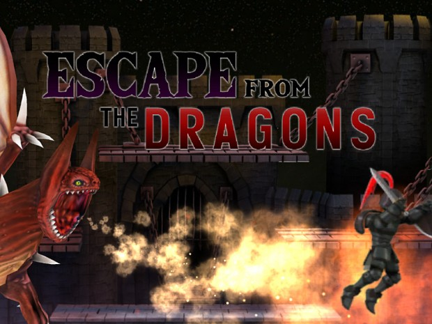 Escape From The Dragons Giveaway