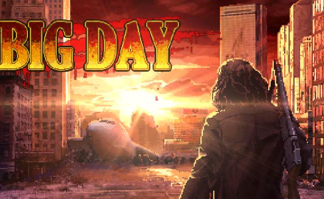 Coming Soon Pixel Art Zombie Shooter Big Day News Big