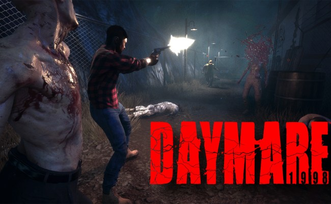 Daymare 1998 Survival Horror Game Is Set For Pc Release