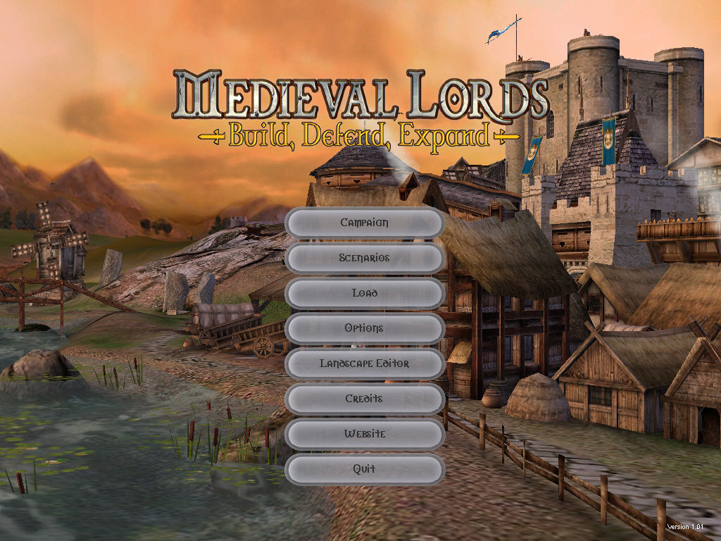 Medieval Lords Build Defend Expand Windows Game Indie DB