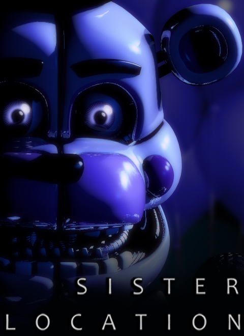 Five Nights At Freddy's 1 : nights, freddy's, Nights, Freddy's:, Sister, Location, Windows,, Android, Indie