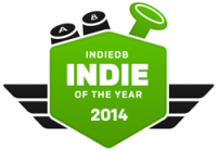 Support Wasteland Bar Fight - Indie of the Year Awards