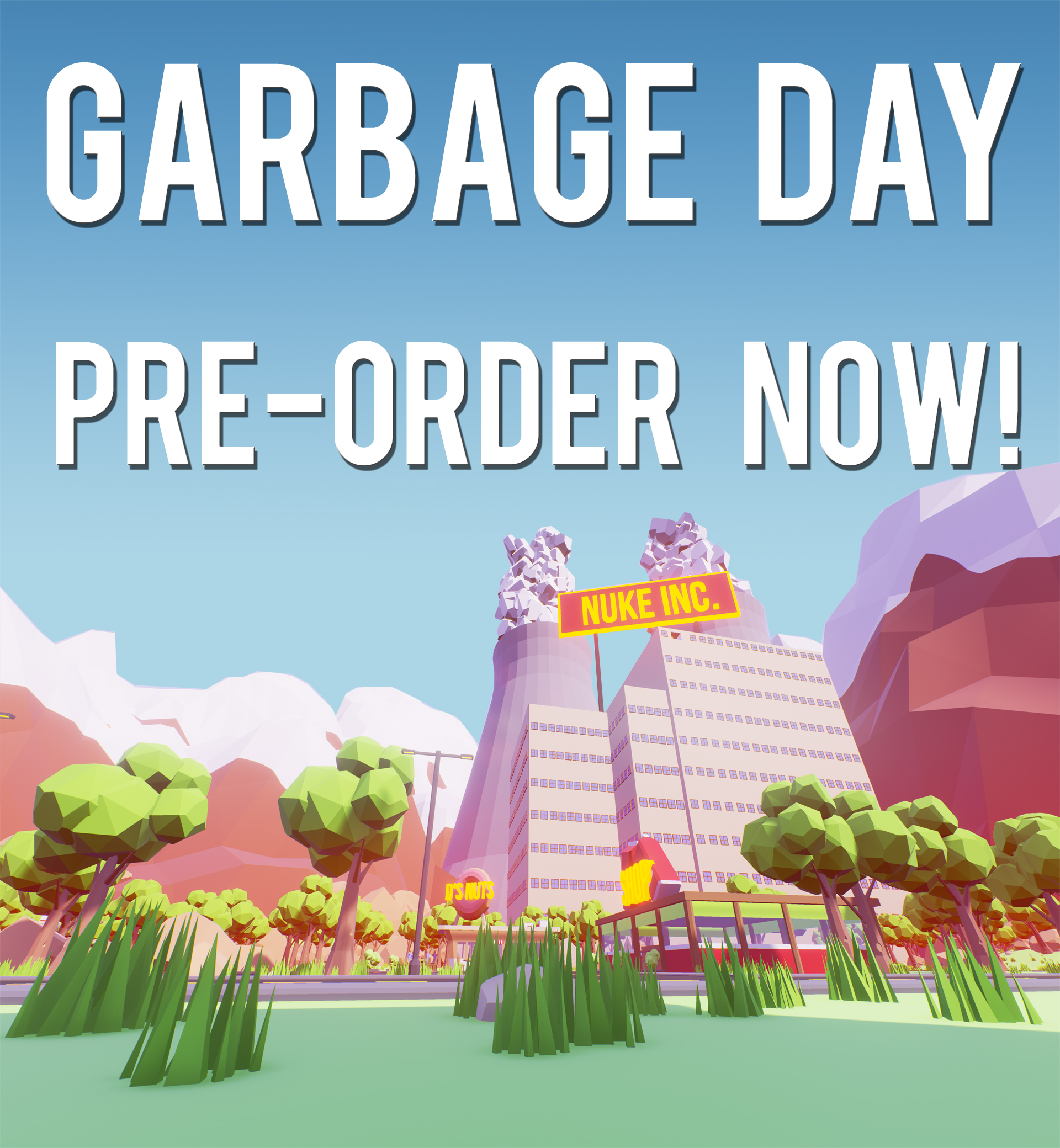 garbage day steam early