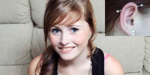 Hanya Karena Tindik Telinga, Gadis 16 Tahun Gagal Jantung!