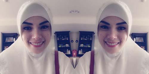 Nikita Mirzani Alumni Gontor Putri