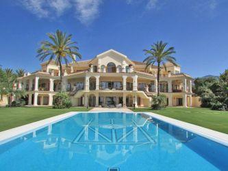 mansion marbella rent luxury line beach front elegant properties