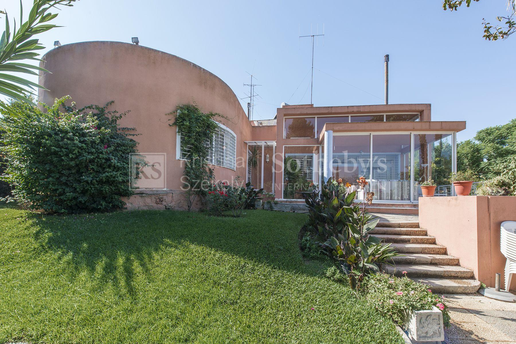 Villa de 5 dormitorios en la urbanizacin de Torrequinto