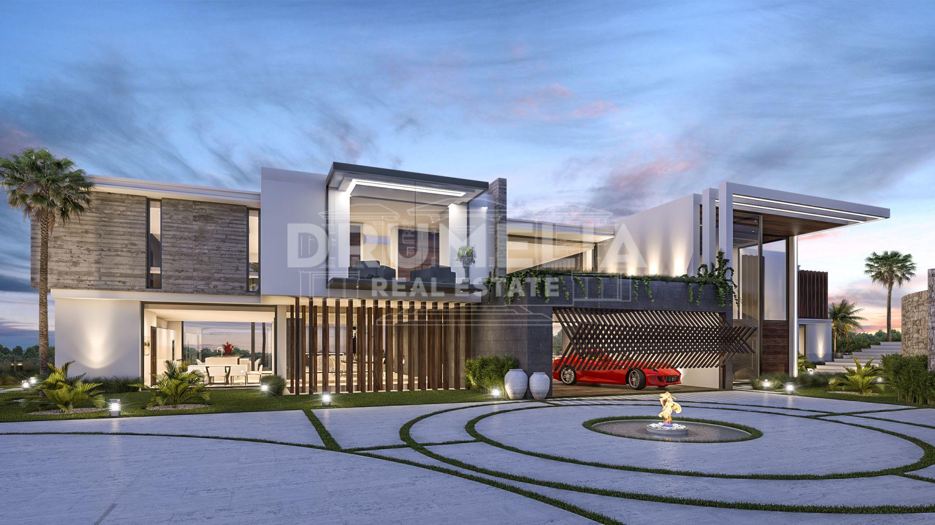 Exceptional Modern Luxury Villa Project La Zagaleta