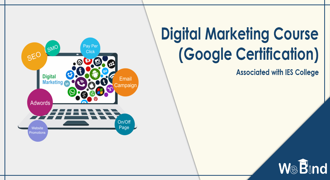 Organize and share your le. Book tickets to 1- Month Digital Marketing Google ...