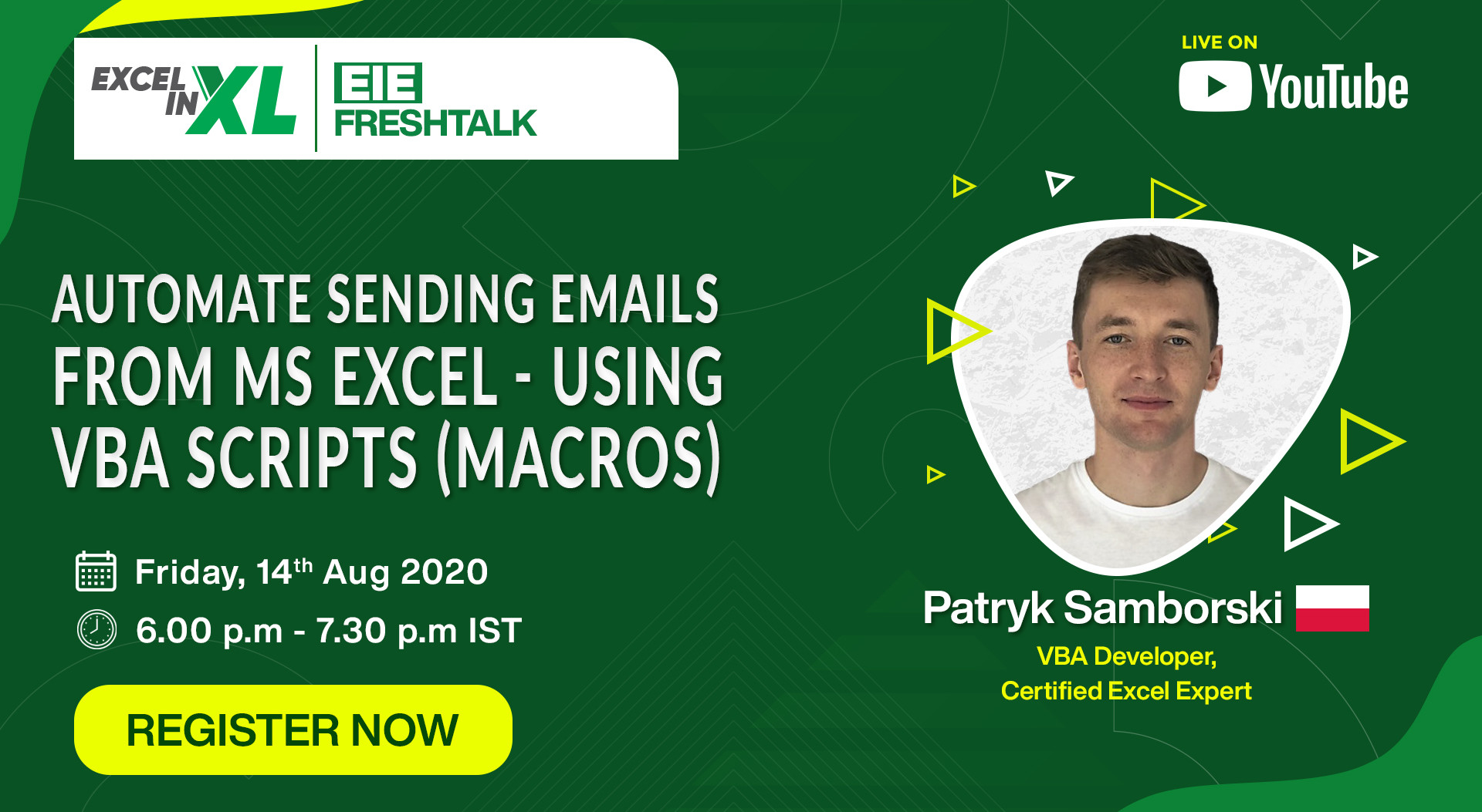 Automate Sending Emails From Ms Excel