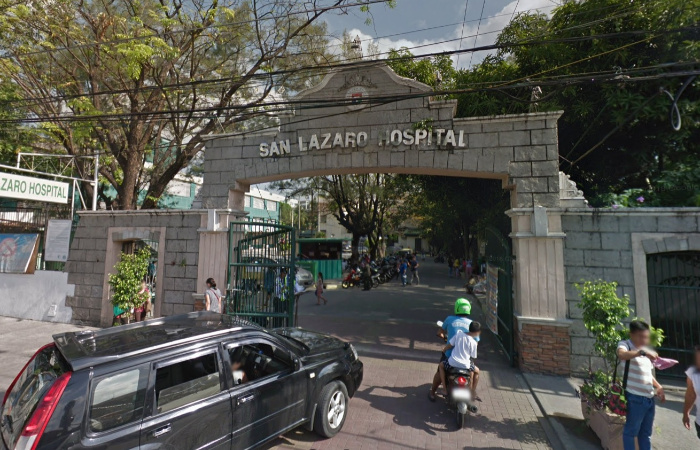 A look at San Lazaro Hospital, site of the first 2019 nCoV case
