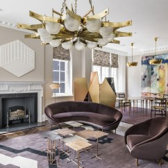 Formica Table And Chairs Bar Stool Baby High Chair Squat London Transforms Victorian-era Home Into Luxury Apartment Exhibit