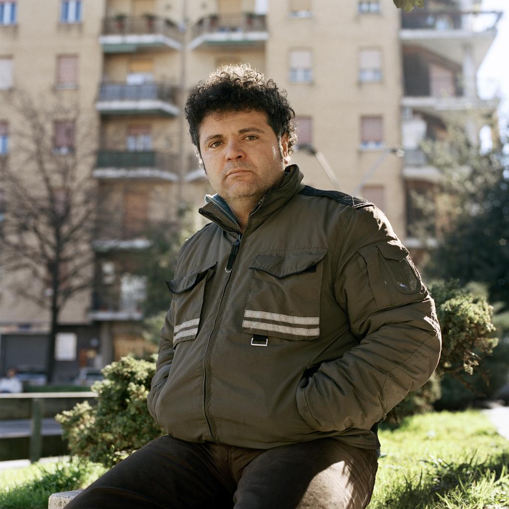 Mimmo Mignano, operaio specializzato Fiat, iscritto ai Cobas, trasferito nel reparto confino di Nola. -