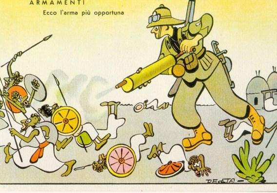 Armamenti, 1930 circa. - Enrico De Seta, Archivio Ufficio Storico Stato Maggiore dell'Esercito