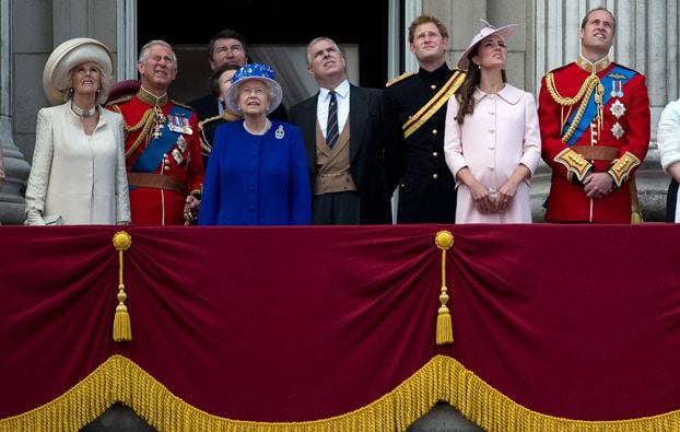 Come funziona la successione al trono britannico  Internazionale