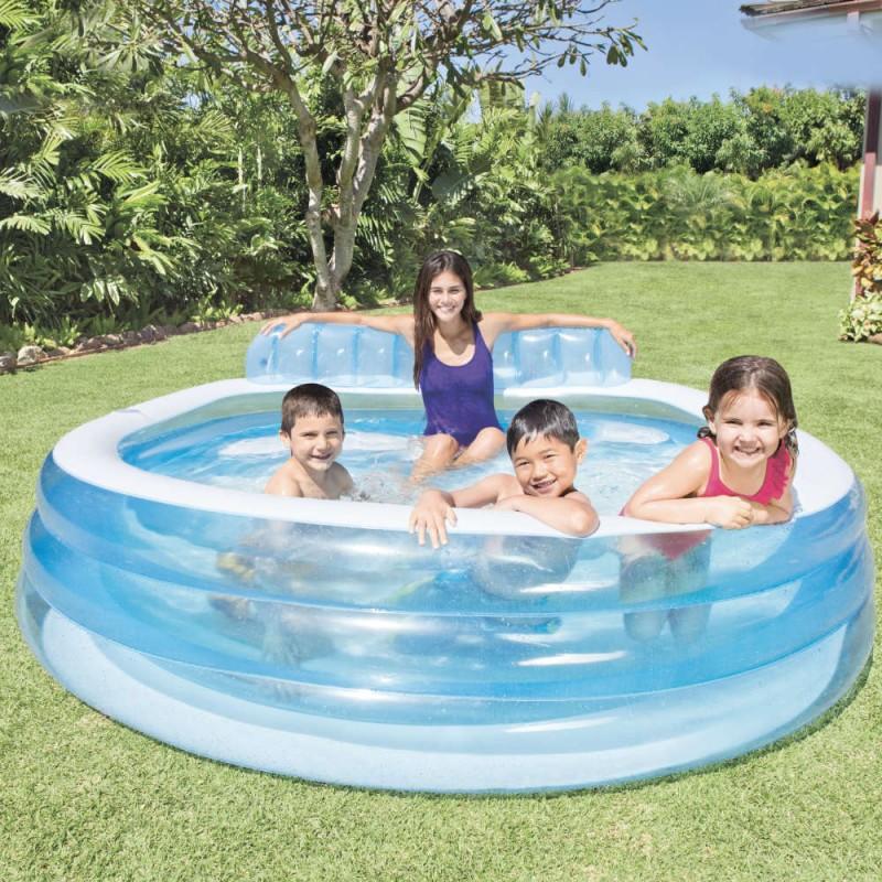 petite piscine aqua lounge