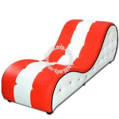 Yoga Sofa White All Weather Wicker Chair Suitable Do Exercise Stable Under Vigorous Use