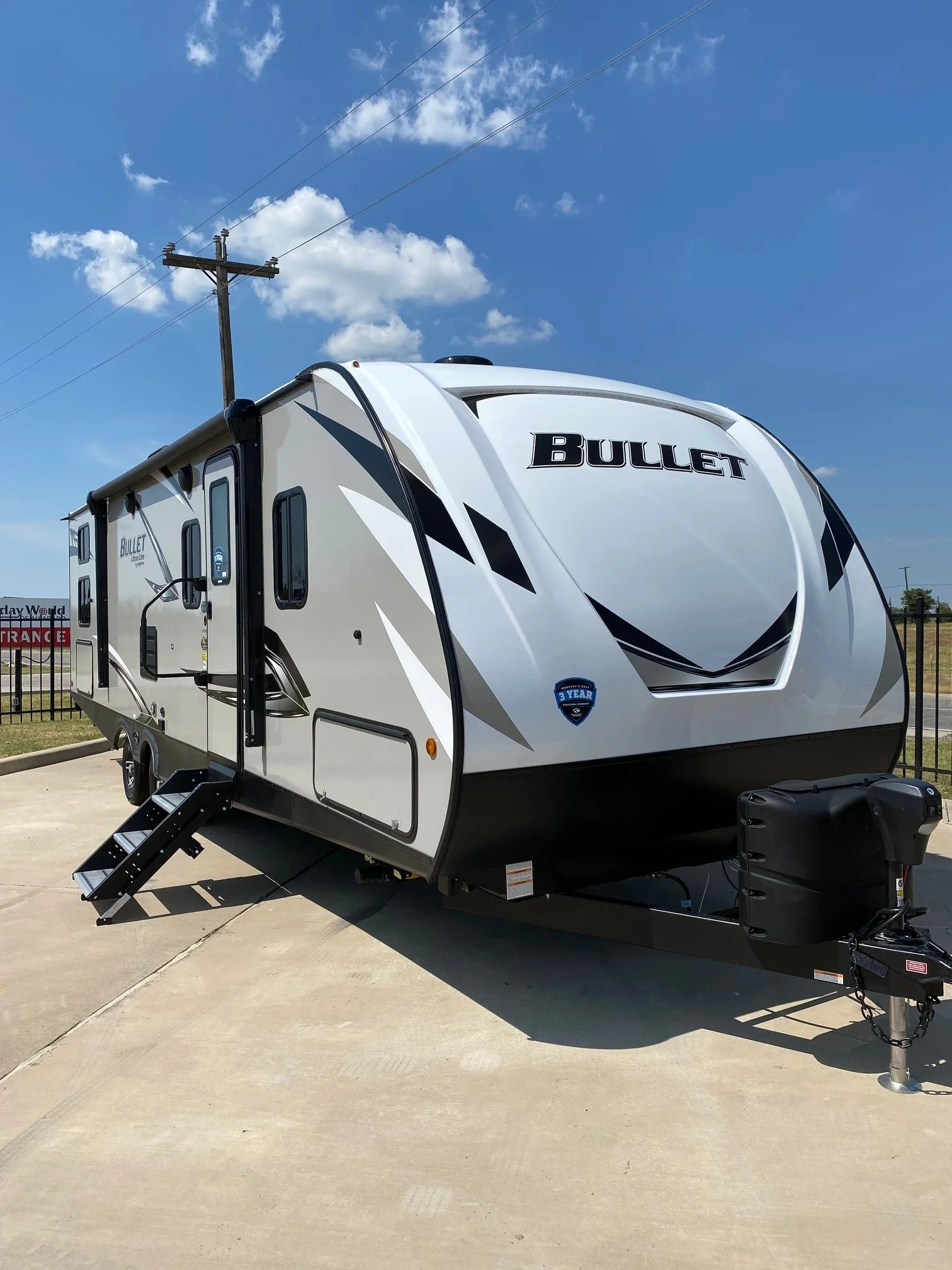 In House Financing Rv Dealers Texas : house, financing, dealers, texas, Holiday, World, Dealerships, Texas, Mexico