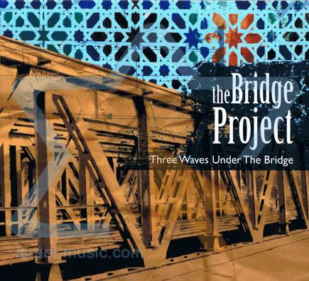 THREE WAVES UNDER THE BRIDGE (CD, 2012)