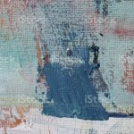 Abstrakte Kunst Hintergrund Acryl Auf Leinwand Kalte Farben Groben Pinselstrichen Malen Moderne Kunst Zeitgenossische Kunst Stock Vektor Art Und Mehr Bilder Von Abstrakt Istock