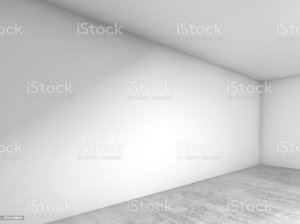 empty abstract interior contemporary corner illustrations architectural