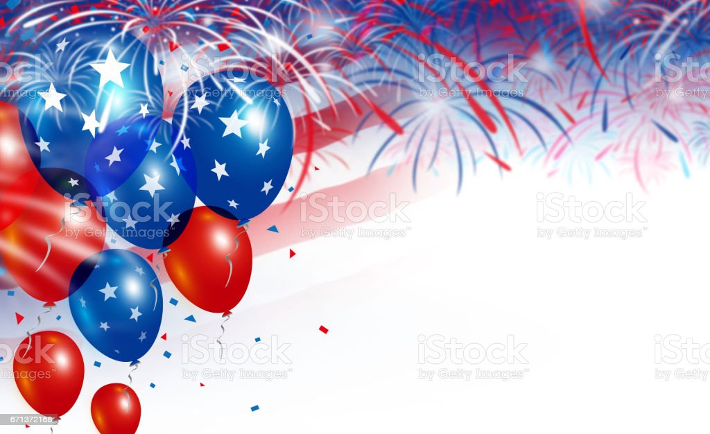 red white blue balloons copy