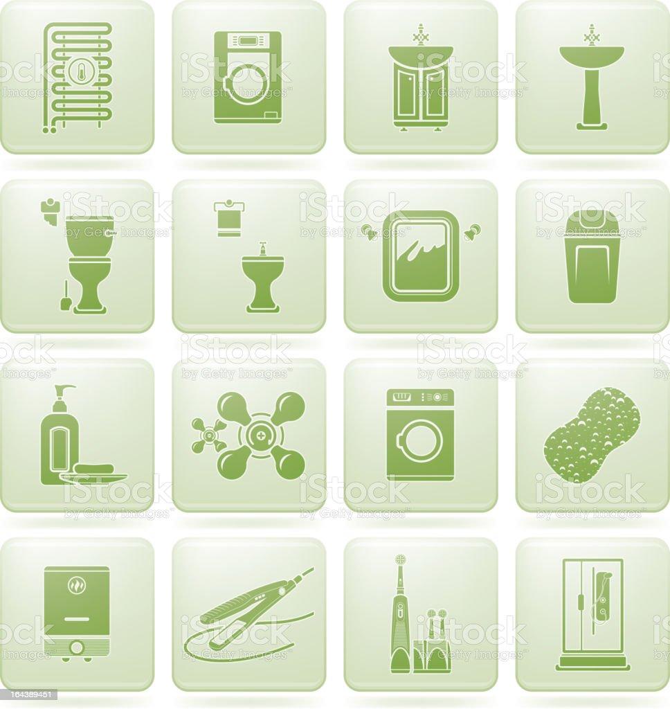 Bathroom Utensils Stock Illustration Download Image Now Istock
