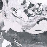 Black And Silver Marble Background Stock Illustration Download Image Now Istock