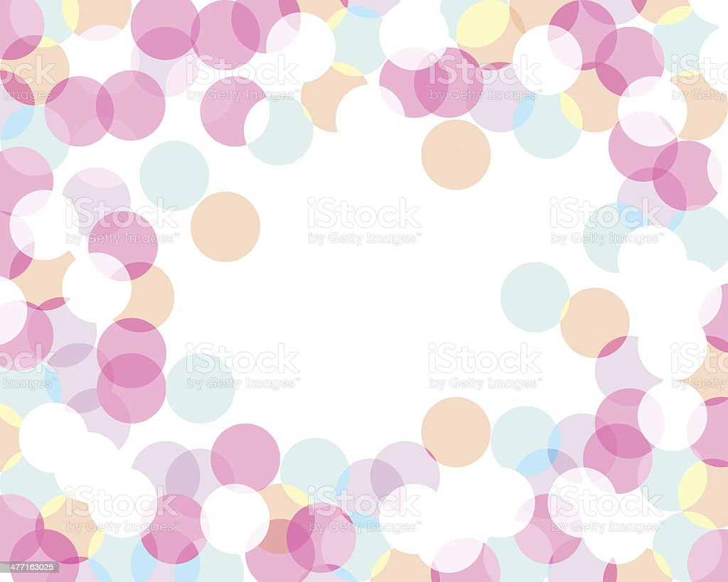 royalty free pastel colored clip