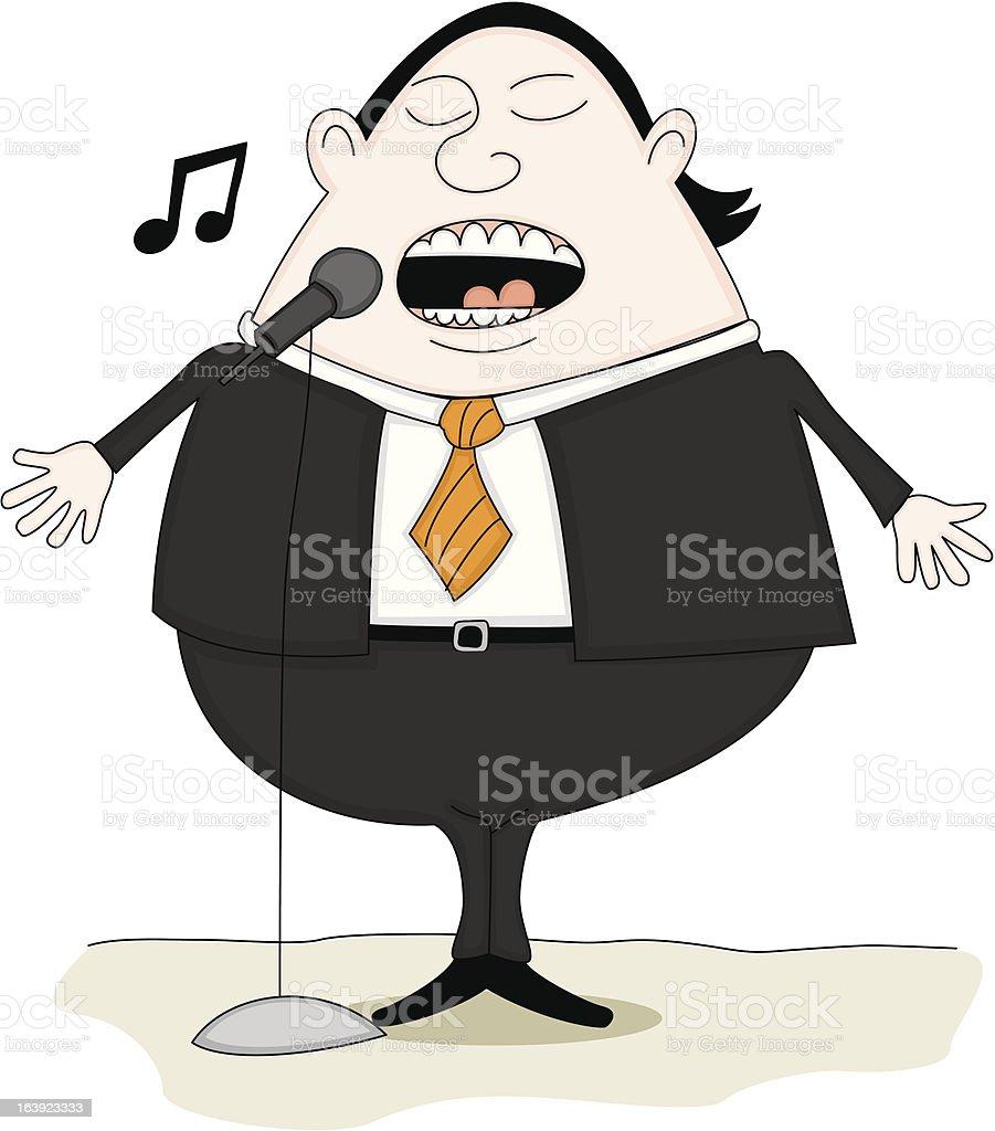 hight resolution of opera singer royalty free opera singer stock vector art amp