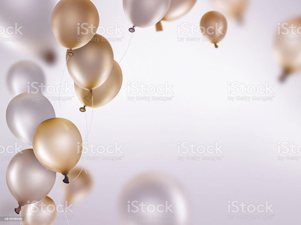 balloons illustrations royalty-free