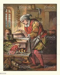 342 Medieval Kitchen Illustrations Royalty Free Vector Graphics & Clip Art iStock