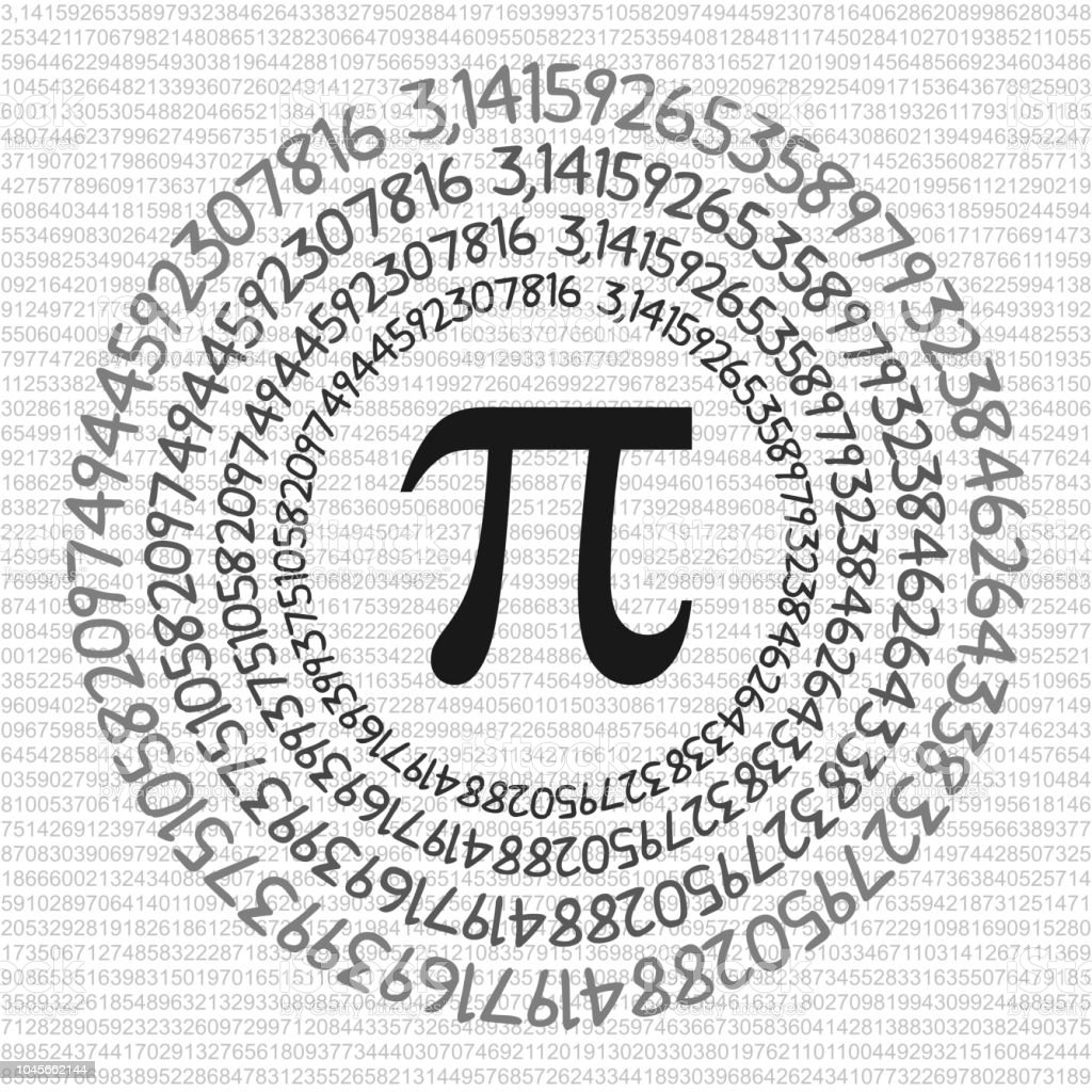 The Pi Symbol Mathematical Constant Irrational Number On