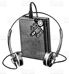 walkman royalty free walkman stock vector art amp more images of audio equipment [ 829 x 1024 Pixel ]
