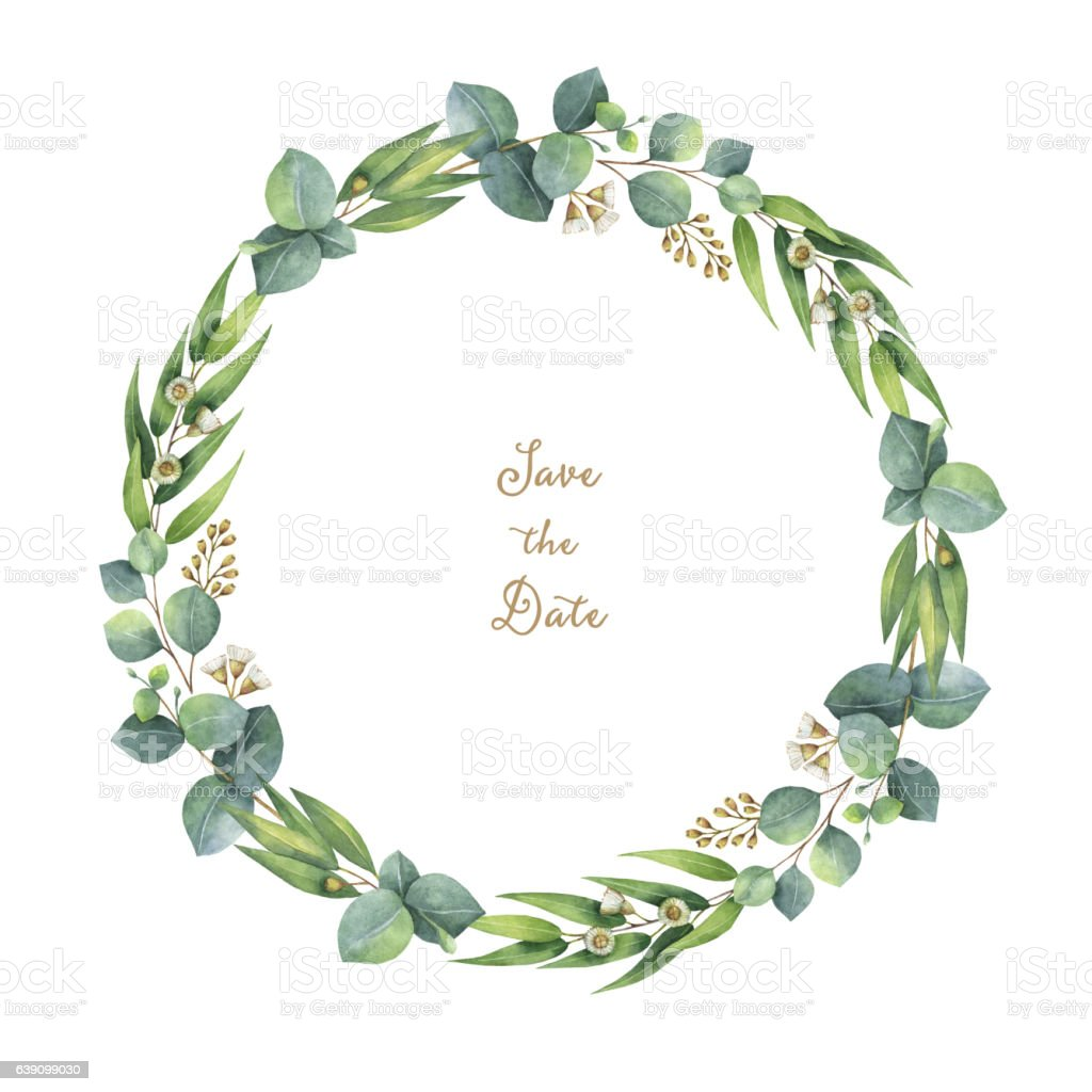 Royalty Free Eucalyptus Tree Clip Art, Vector Images ...